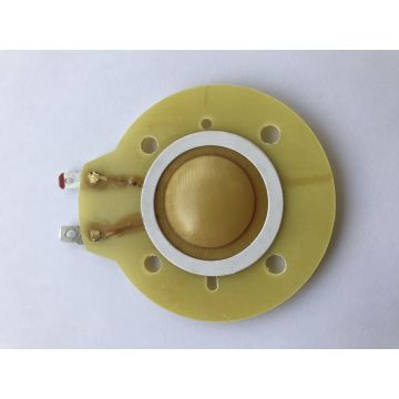 "1"" HF DIAPHRAGM -SICA  - 4 SCREW HOLES"