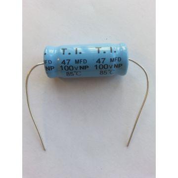 ALCAP 50F 100VDC 47MFD