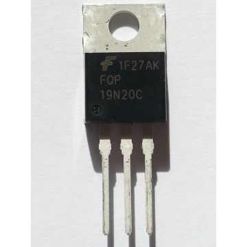 MOSFET TO220 N-CH 200V