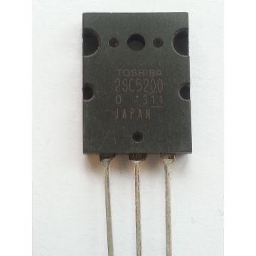 2SC5200 230V 7A PLST NPN