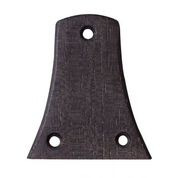 Truss Rod Cover - Ebony